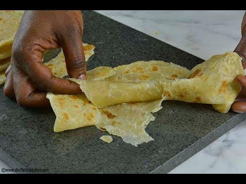 East African Chapati Recipe – Chef Lola's Kitchen