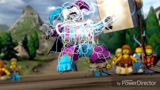 Nexo knight JESTRO ~Show you crazy~