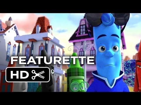 The Hero of Color City (Featurette)