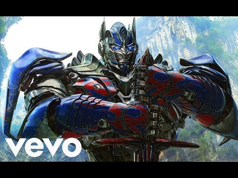 Transformers 4 : Age Of Extinction - Battle Cry Imagine Dragons Extended   (Music Video HD)