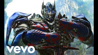 Transformers 4 : Age of Extinction -  Battle Cry Imagine Dragons  (Music Video HD)