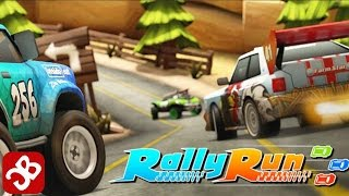 Rally Run - iOS / Android - Gameplay Video