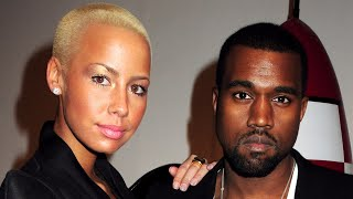 Amber Rose SLAMS Kanye West for 'Bullying' Her for 10 Years