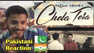 Pakistani Reaction on Cheta Tera Song : Sajjan Adeeb : Latest Punjabi Songs 2018