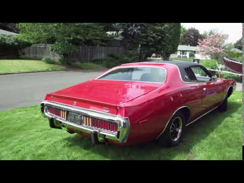 Video of '73 Charger - LL9Y