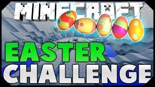 THE EASTER EGG HUNT CHALLENGE! ( Hypixel Skywars )