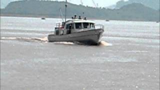 preview picture of video 'Eagle 40' Pilothouse Trawler'