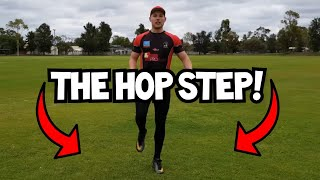 How to do a Hop Sidestep | Rugby Skills Tutorial