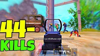 Almost Beat TACAZ WORLD RECORD and This happened...| SOLO vs SQUAD | PUBG Mobile