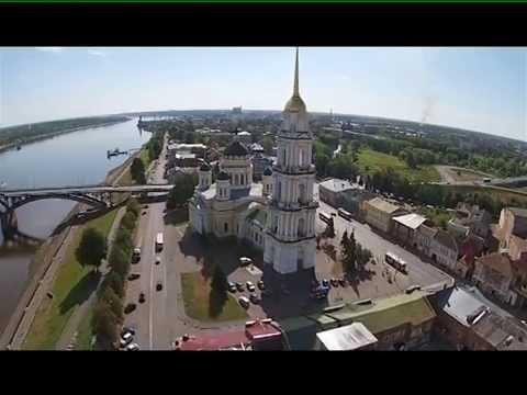 Ярославские путешествия. Рыбинск