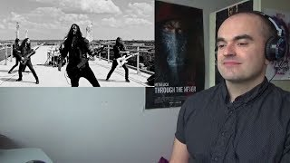 Evergrey - King Of Errors Reaction