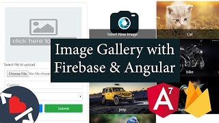 Angular Image Upload and Retrieve with Firebase Storage