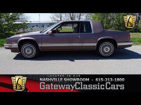 Video of '89 Eldorado - N833
