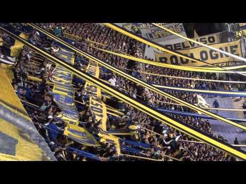 """""""Boca Bolivar Lib16 / Penal - La Copa Libertadores es mi obsesion"""" Barra: La 12 • Club: Boca Juniors • País: Argentina"""