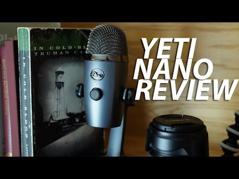 Yeti Nano Review: The New Best Microphone for YouTube?!