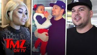 Rob Kardashian Played Blac Chyna In Child Support War ... Or Did He? | TMZ TV