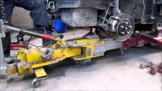 Kia Sportage. Body repair. Part1. Ремонт кузова. Часть1.