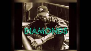 chris brown DIAMONDS