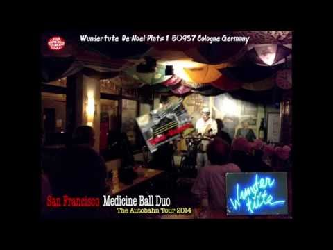 Medicine Ball Duo 2014 Tour Promo