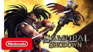 Samurai Shodown - Release Window Announcement - Nintendo Switch