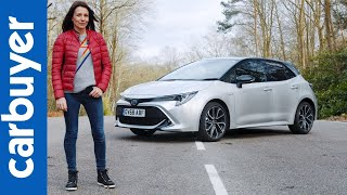 Toyota Corolla hatchback 2019 in-depth review - Carbuyer