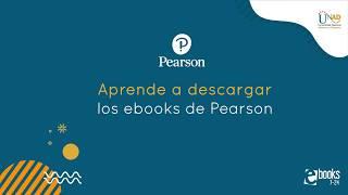 Biblioteca - Como Descargar ebooks Pearson