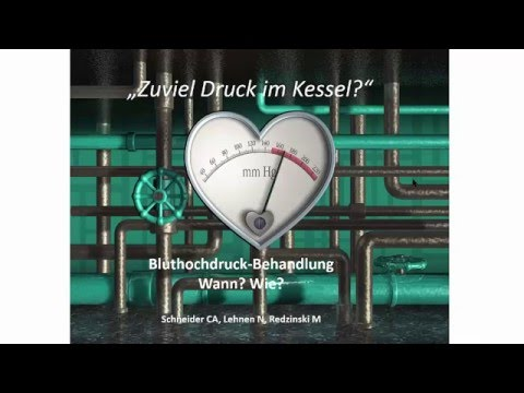 Hypertensive Herz Dystrophie