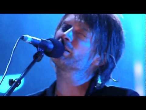 Radiohead - Exit Music (for a film) (Radiohead Live in Praha))