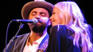 "Drew & Ellie Holcomb ""The Wine We Drink"" 2-14-15"