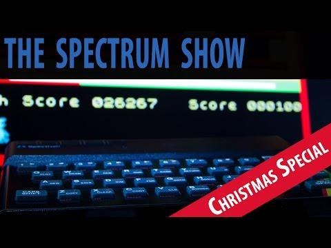 The Spectrum Show Christmas Special