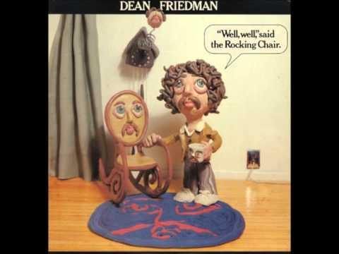 dean friedman rocking chair it s gonna be alright. Black Bedroom Furniture Sets. Home Design Ideas