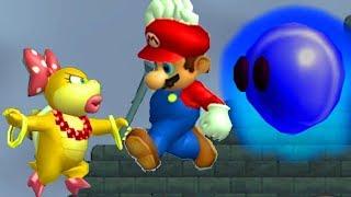 Newer Mario Bros. PLUS - Walkthrough #19