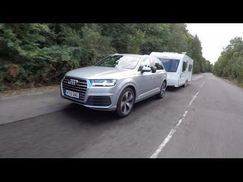 The Practical Caravan Audi Q7 review