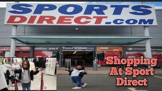 Sport Direct Shopping