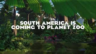 VideoImage1 Planet Zoo: South America Pack
