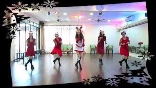 Sassy Santa Claus - Line Dance (Kim-Fundanzer, 2013) 2nd Upload