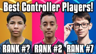 Top 10 Controller Players In Fortnite 2020!