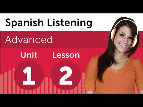 Spanish Listening Exercises 2
