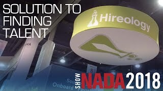 Hireology Has the Solution to Finding Talent - NADA 2018 | Kholo.pk