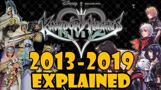 The FULL Story of Kingdom Hearts Union Cross (2013 - 2019) in 15 Minutes
