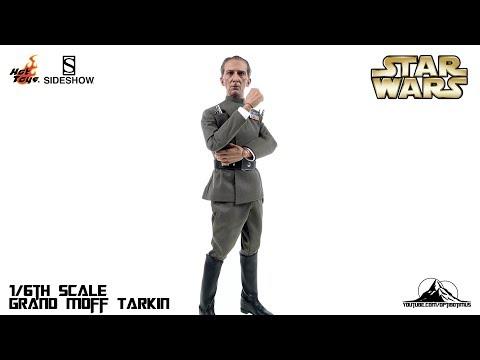 Optibotimus Reviews: Hot Toys Star Wars GRAND MOFF TARKIN