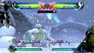 Doctor Doom air throw option select