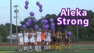 Aleka Strong | Shore Regional Remembers Beloved Teammate