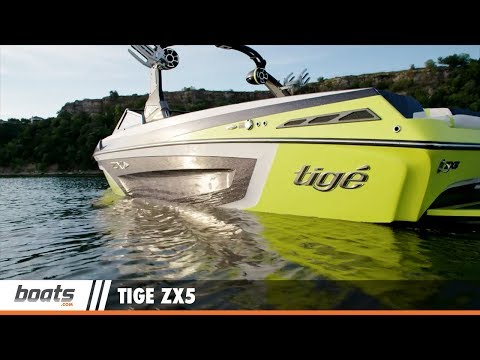 Tige ZX5: Video Boat Review