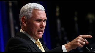 LIVE: Vice President Mike Pence