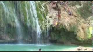 preview picture of video 'El Limon Vandfaldet på halvøen Samaná i Den Dominikanske Republik'