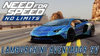 Need for Speed: No limits - Lamborghini Aventador SV (ios) #98