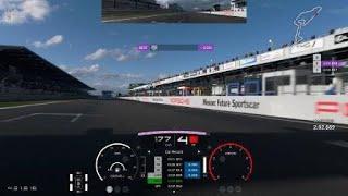 GT SPORT - Nurburgring GP - Gr.4 RECORD LAP 2:02.689