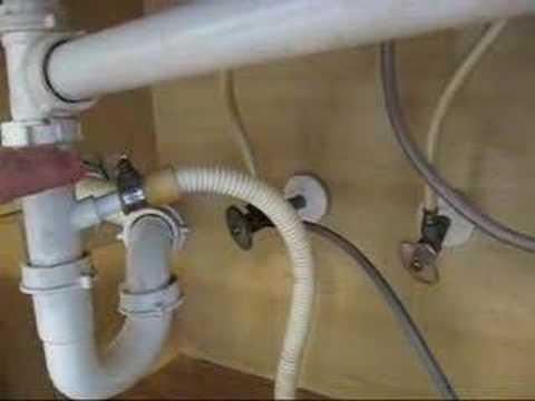Do Dishwashers Need Drain Hose To Rise Above Level Of