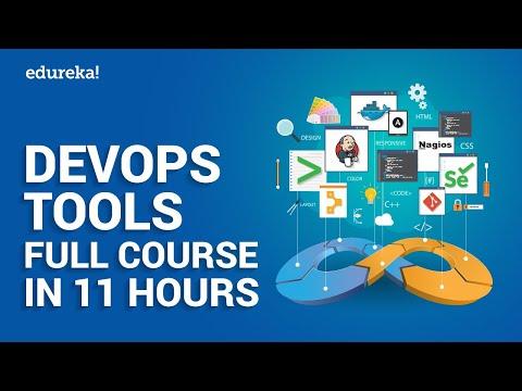 DevOps Tools Full Course in 11 Hours   DevOps Training   Edureka